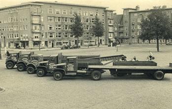 Oude transportbedrijven verdwenen bedrijven